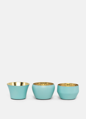 Kin Azure - Set of 3