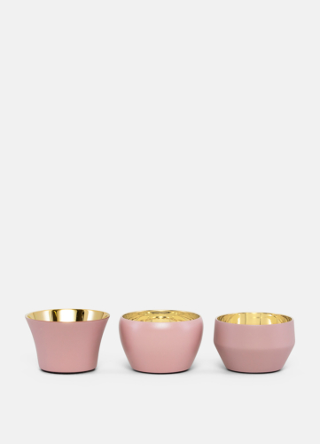 Kin Dusty Pink - Set of 3