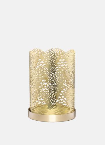 Celestial Candleholder - Brass