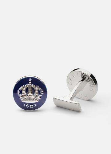 The Skultuna Crown Silver - Blue