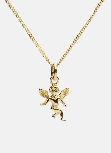The Angel Necklace - Gold Plated