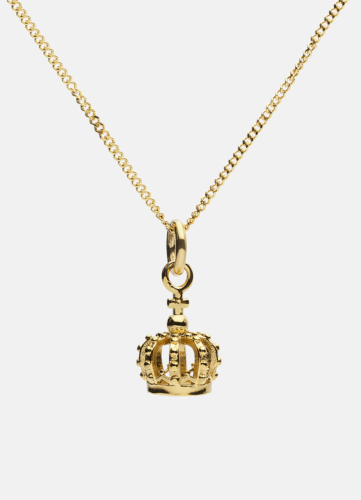 The Crown Necklace - Gold Plated