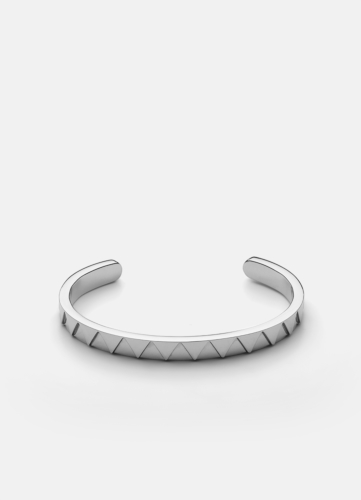 GTG Cuff - Polished Steel