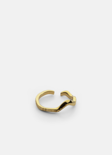 Chêne Ring - Gold Plated