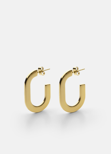 Glam Earring - Gold Plated