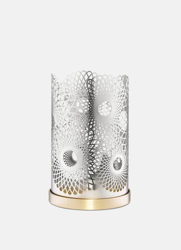 Ljushållare Feather - Silver