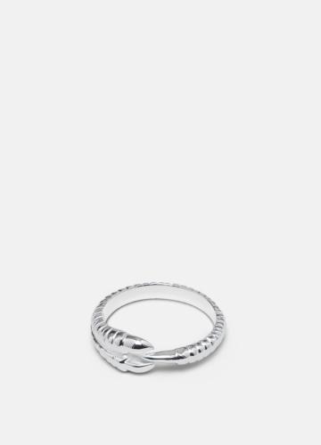 Claw Napkinholder Silver