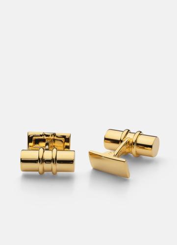 Black Tie - Gold Bar