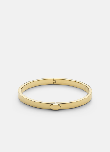 Eternal Bangle - Gold Plated