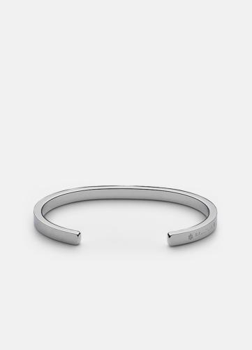 SB Cuff Thin - Polished Steel