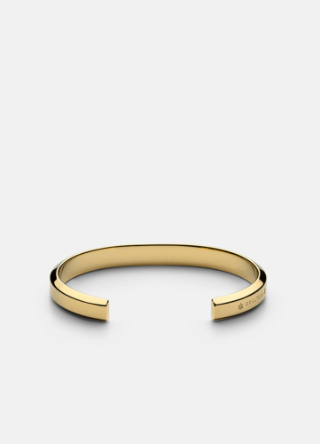 Icon Cuff - Gold Plated