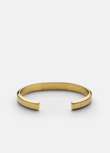 Icon Cuff - Matte Gold