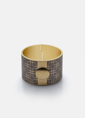 Oriental Bangle Haze - Grey