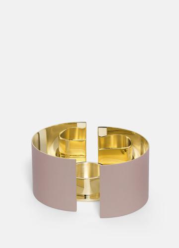 Infinity Ljushållare - Liten Rosa