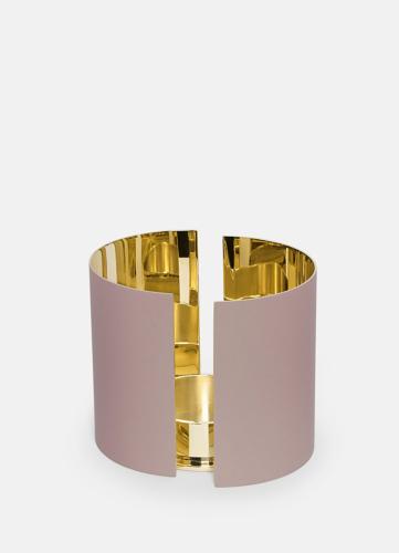 Infinity Ljushållare - Stor Rosa