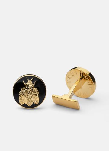 Napoleon Bee Gold - Black