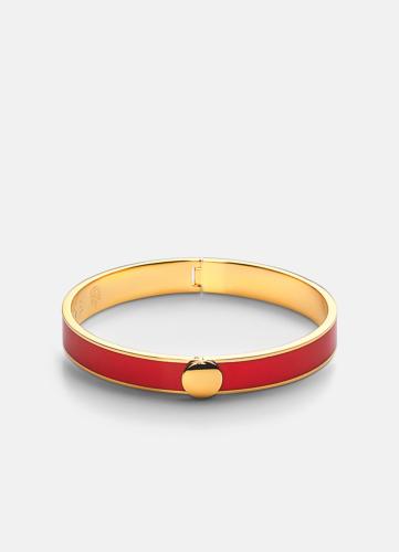 Plain Bangle - Red