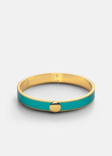 Plain Bangle - Turquoise