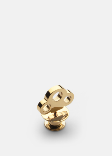Key Pin - Gold